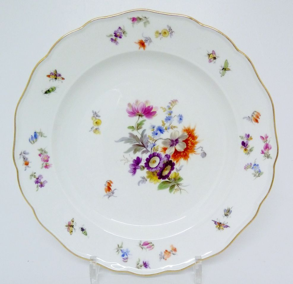 Pin Auf Meissen And Dresden Porcelain 2