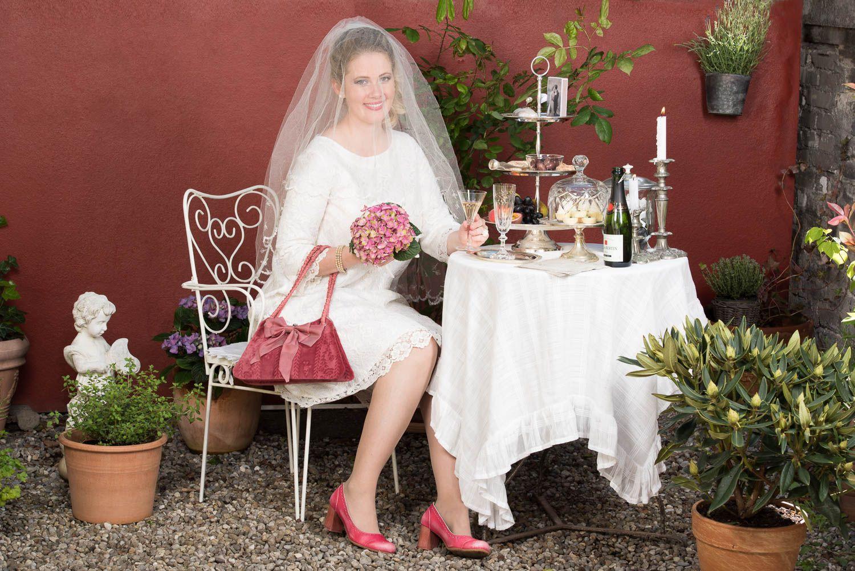 Vintage Hochzeit Shooting UNIKATUM/Delussu Fotografie, Model ...