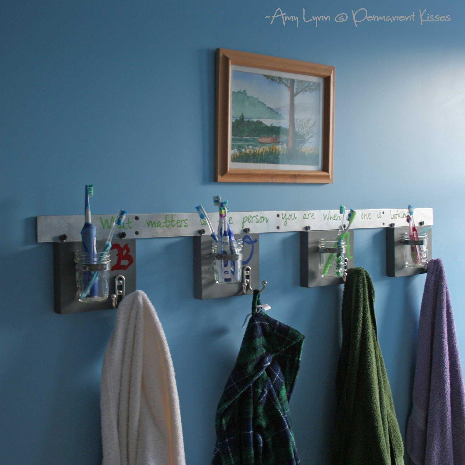 Separation Of Germs Bathroom Kids House Bathroom Shared Bathroom