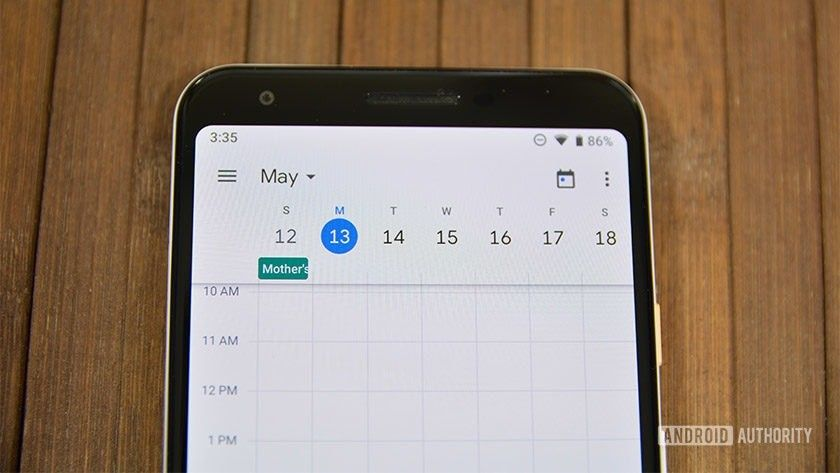 Google calendar spam issue will get a fix but youll need