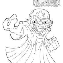 Skylanders Trap Team Coloring Pages 52 Free Online