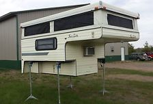 Sun Lite Eagle 8 Pop Up Truck Camper Truck Camper Truck