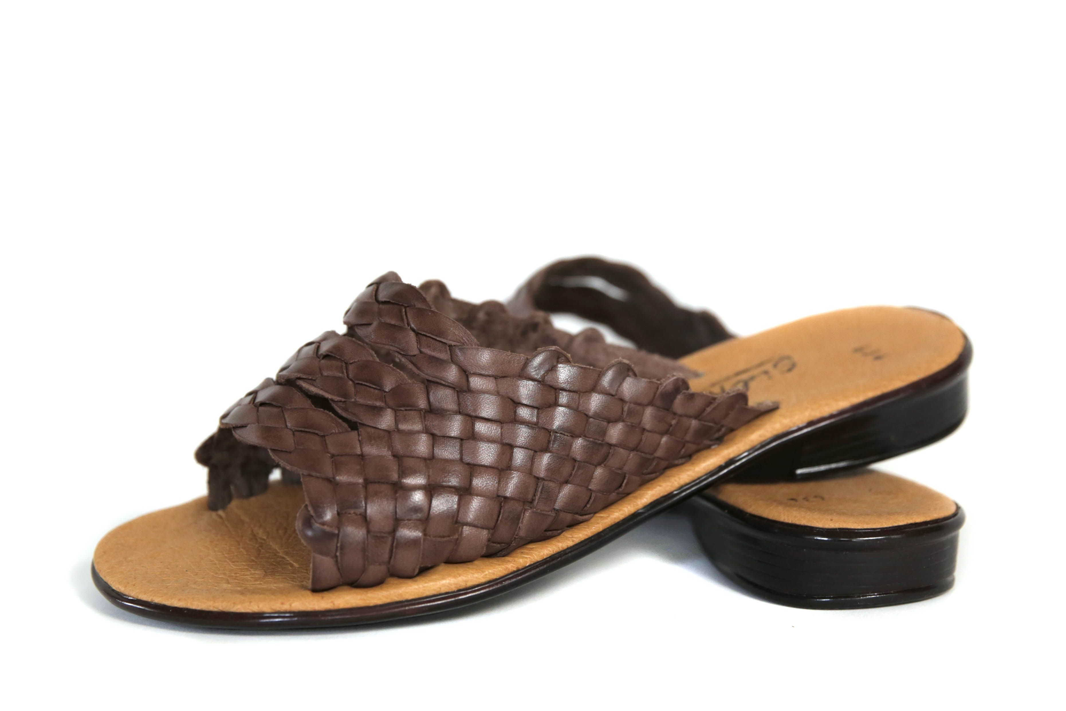 6588e3417a86d Women's Slip-on Huarache Sandals - Brown in 2019 | Shop our Items ...