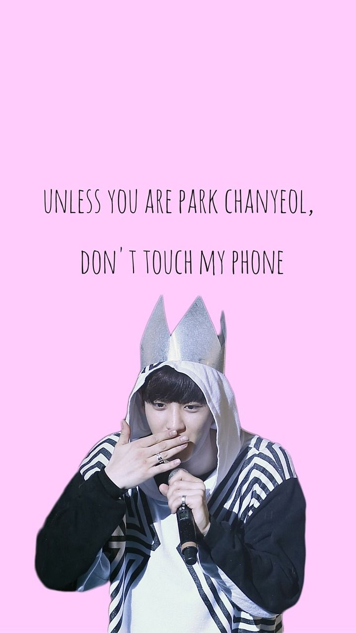 Semi Hiatus Chanyeol Dont Touch My Phone Requested
