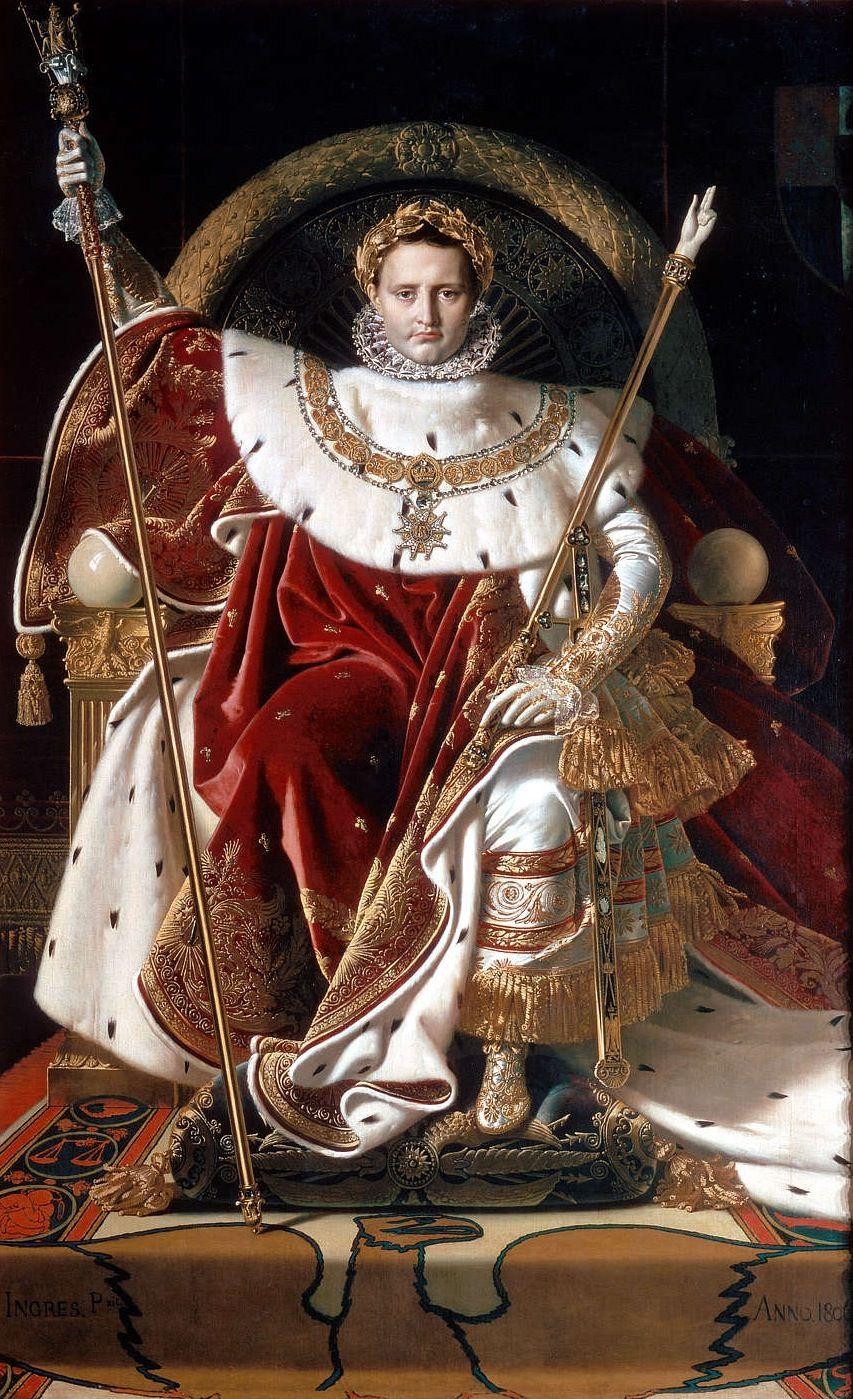 Emperor Napoleon Bonaparte  9c5aab090736