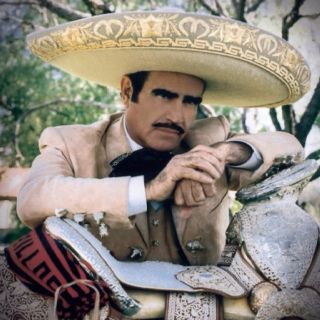 Vicente Fernandez <3 He sang the sound track of my childhood