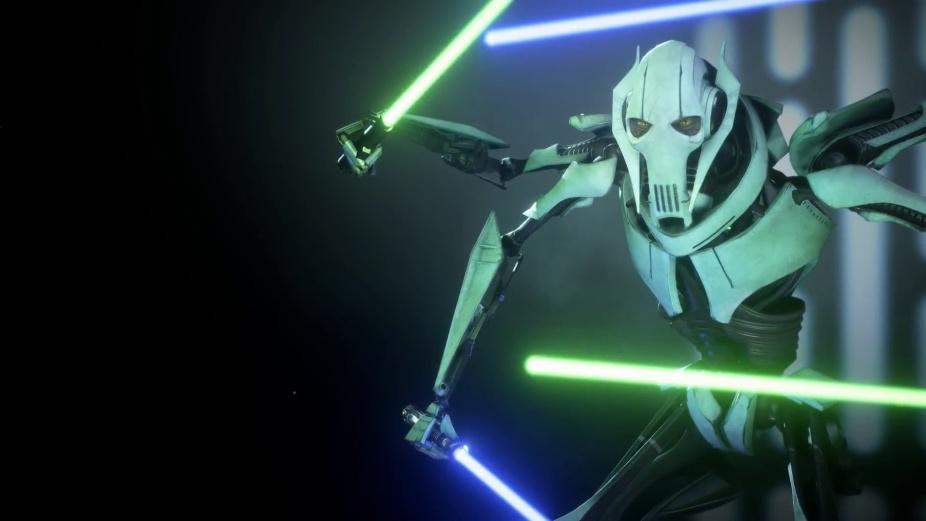 Star Wars Battlefront 2 General Grievous Hd Wallpaper Backgrounds