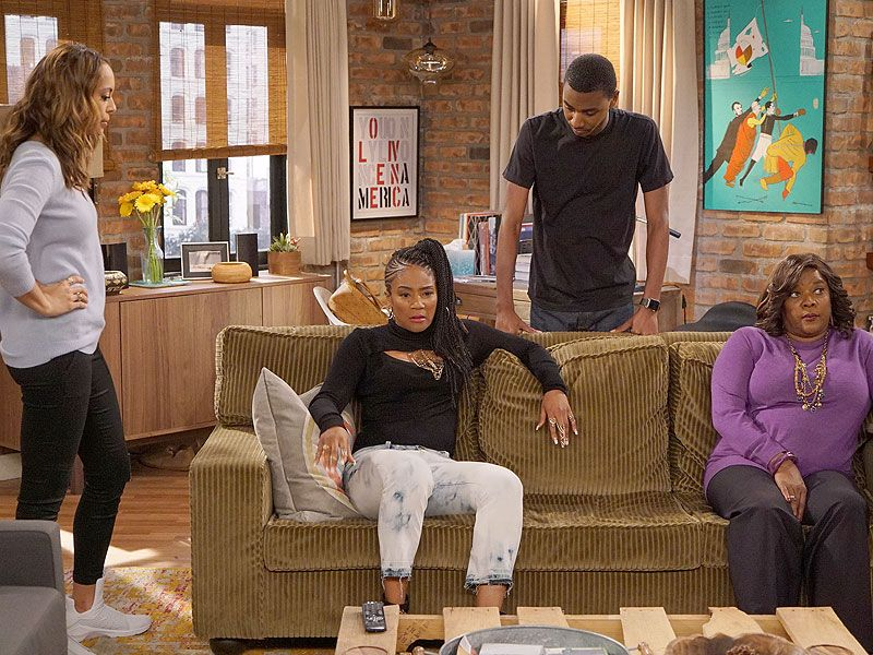 The Carmichael Show S Tiffay Haddish From Foster Care Kid To Sitcom Star Carmichael Show Foster Care The Fosters