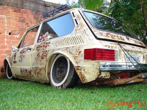 Model VW Brasilia