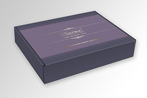 Looking bedroom decorating inspiration. Silk Fitted Sheet Seamless 100% Mulberry Silk 19Momme LILYSILK – Silvergray, Twin-39″x75″+16″  http://aluxurybed.com/product/silk-fitted-sheet-seamless-100-mulberry-silk-19momme-lilysilk-silvergray-twin-39x7516/