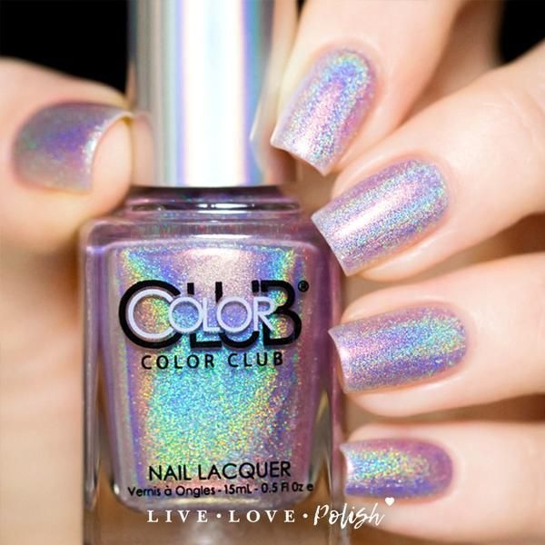 Color Club What S Your Sign Nail Polish 2017 Halo Hues Collection