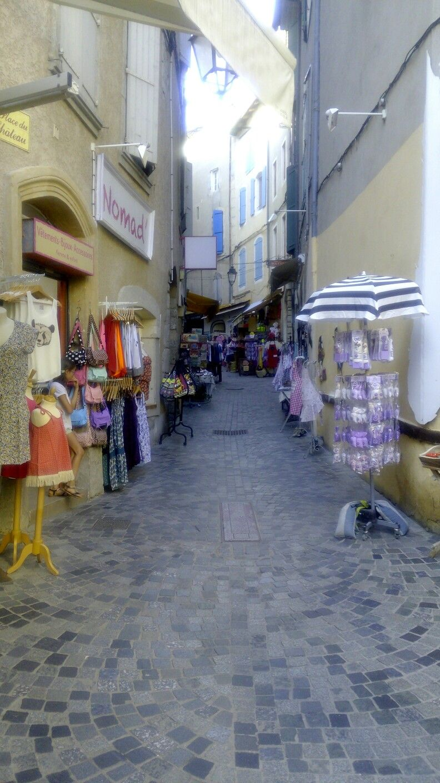 Anduze, France, Gard