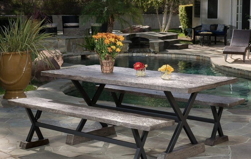 Rustic Patio Furniture With Images