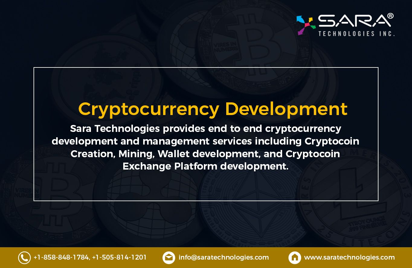best cryptocurrency development services