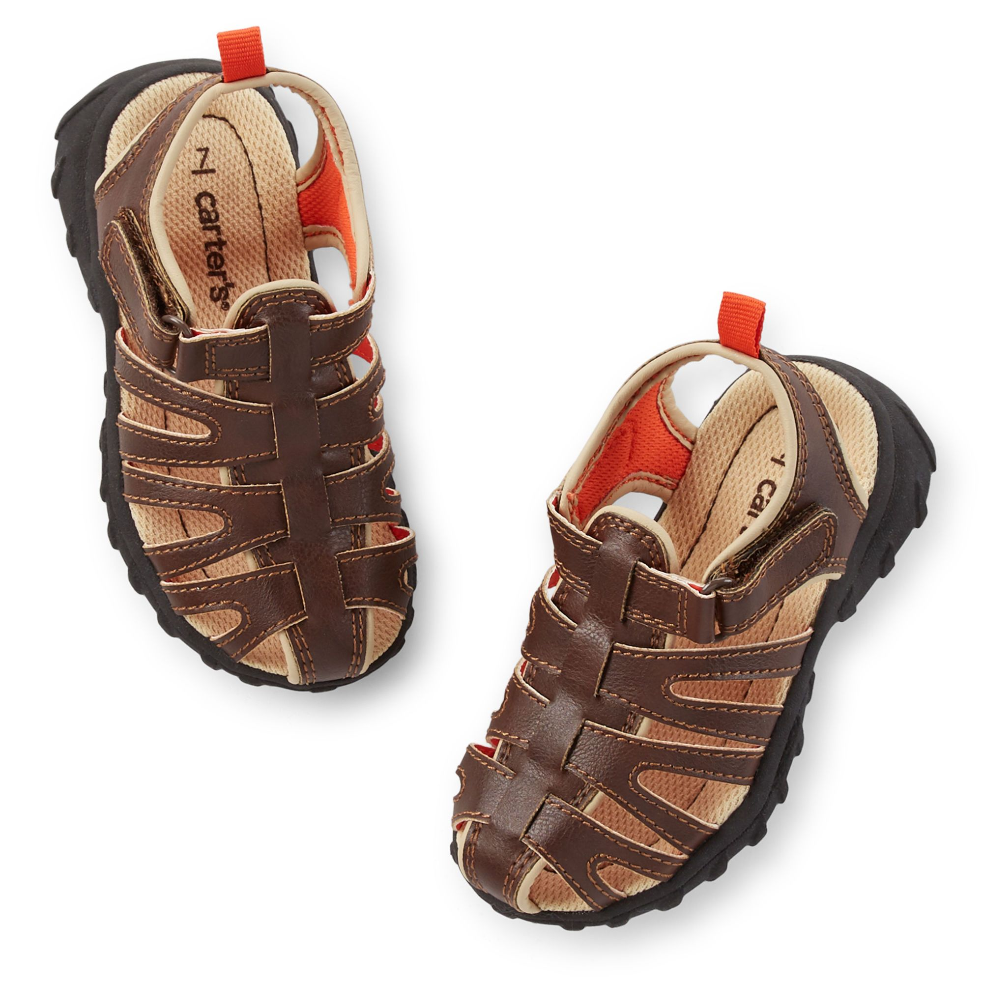Carter's Fisherman Sandals | Carters.com | Fisherman ...