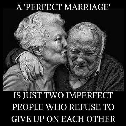 growing old my perfectly imperfect husband who loves me