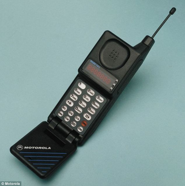 motorola old mobile phones. as mobile phone celebrates 40-year anniversary, 12 handsets that actually changed the world motorola old phones