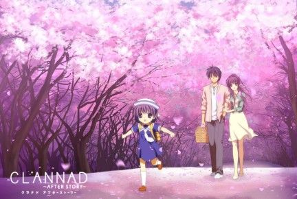 Kuro Jia Clannad After Story Sub INDO