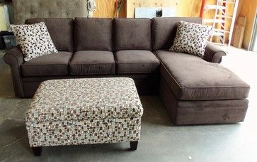 Rowe Brentwood Sectional   Traditional   Sectional Sofas   Birmingham    Barnett Furniture