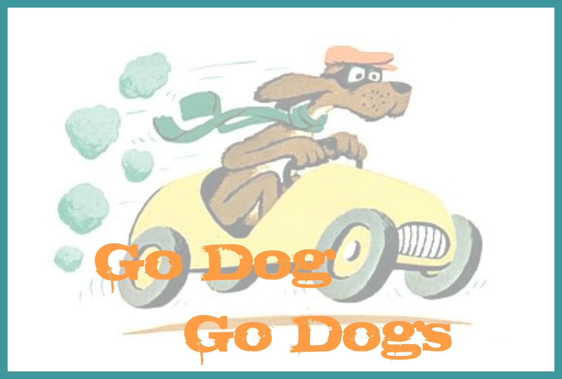 Dr Seus Go Dog Go Dog Hot Dogs Food Label