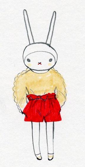 fifi lapin wears chloe