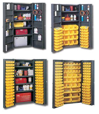 Plastic Storage Bins, Bin Shelving, Bin Cabinets, Conductive Bins,  Fiberglass Trays