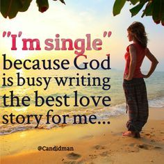 god is busy writing my love story
