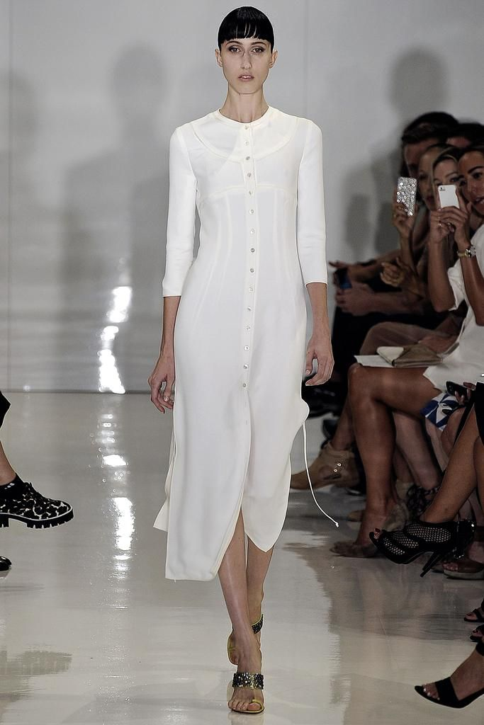 ralph rucci spring 2015 readytowear collection style