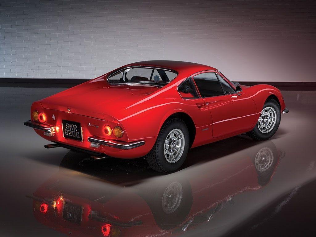 1969 Ferrari - Dino 206 GT | Classic Driver Market | Italian ...