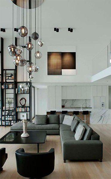 Beleuchtungsideen Für Ihr Wohnzimmer #beleuchtungsideen #wohnzimmer