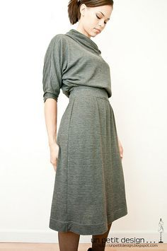 ModCloth Knock Off - Academy Dress tutorial