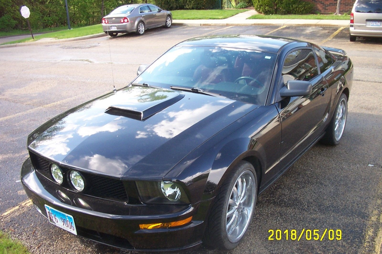 Ebay 2005 Ford Mustang Gt Needs Some Cosmetic Work Along With Sway Bar Repair Carparts Carrepair