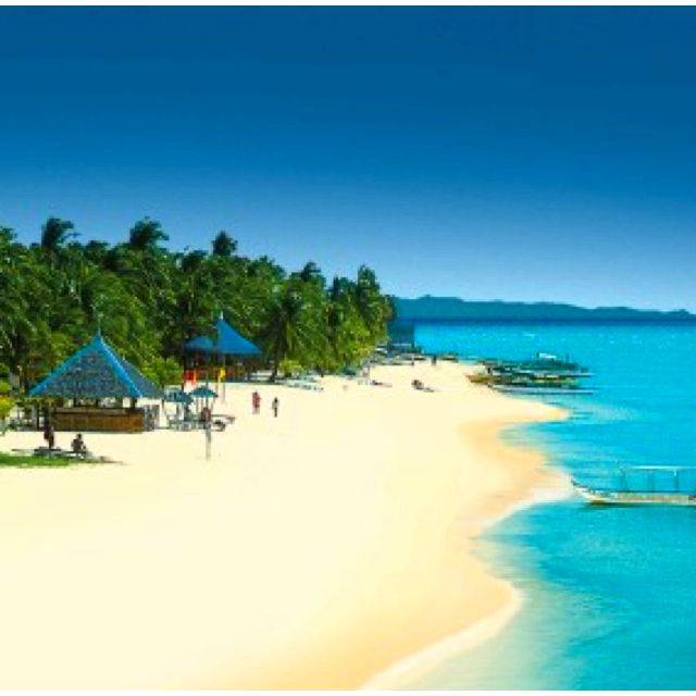 Best Places For Holiday In June: Bantayan Island, Cebu, Philippines. I'll Be Here For My