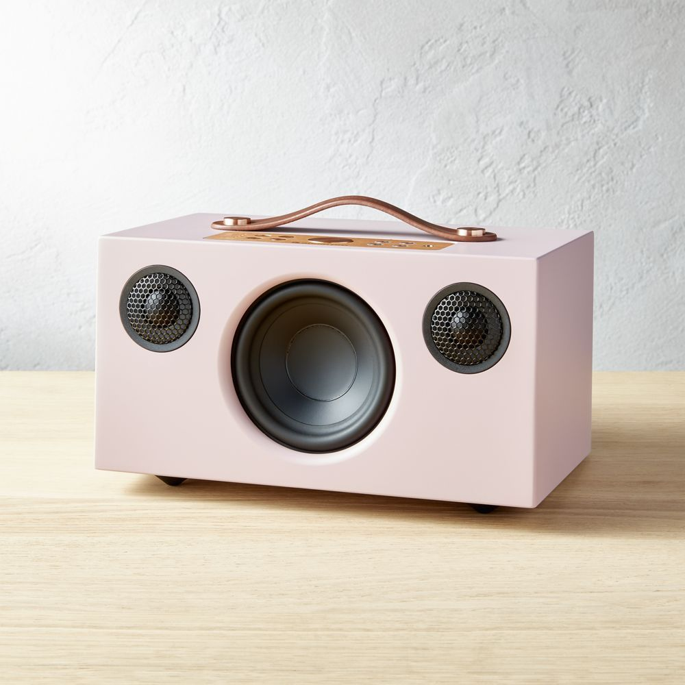 Cool Speakers For Bedroom Audio Pro Addon C5 Dirty Pink Wifi Wireless Speaker Products