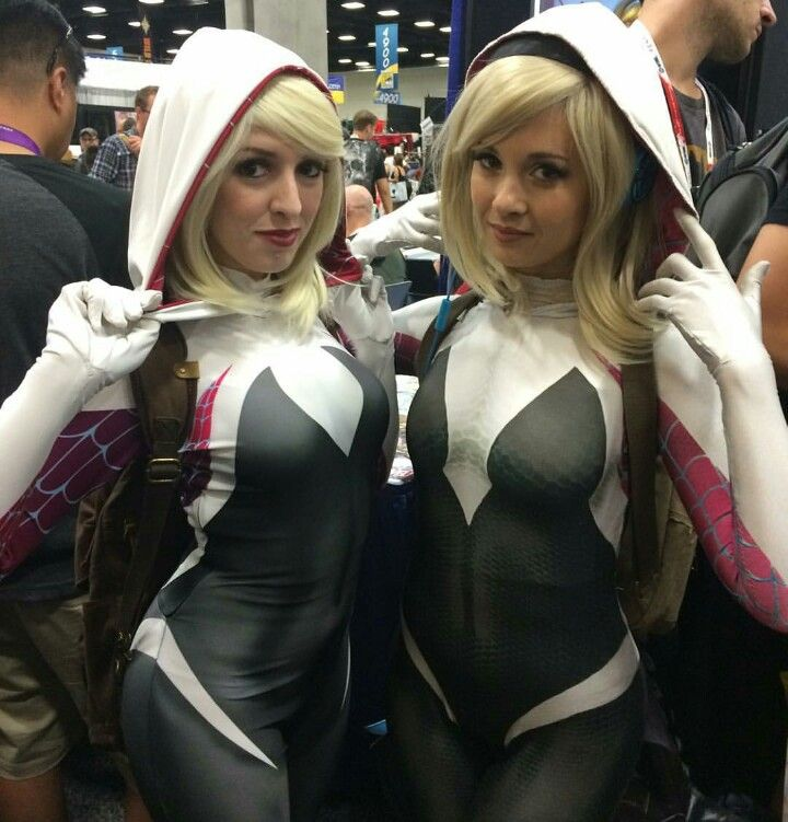Gwens from Amazing Spiderman