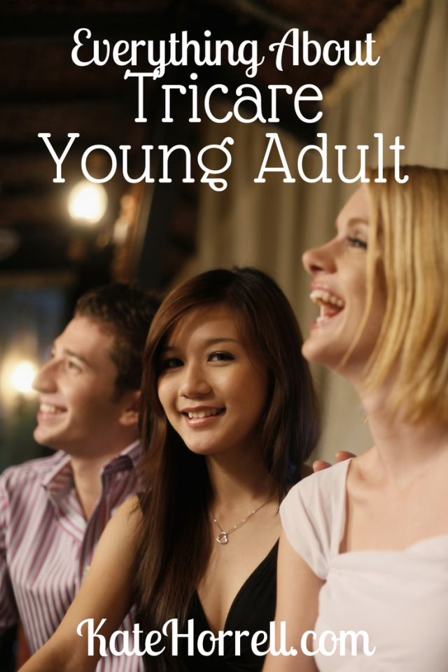 Everything About Tricare Young Adult Military spouse