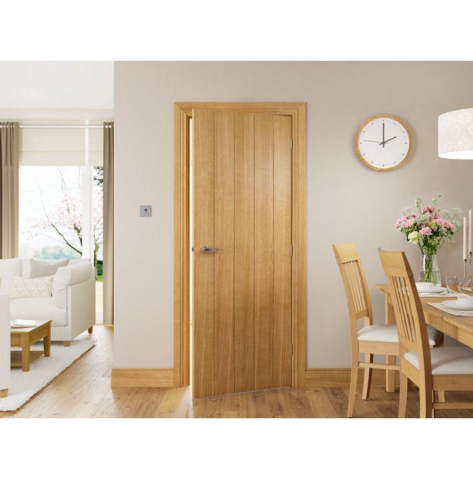 Deanta Doors Galway Internal Door Oak FD30 | Emerald Doors  sc 1 st  Pinterest & Deanta Doors Galway Internal Door Oak FD30 | Emerald Doors | Burgess ...
