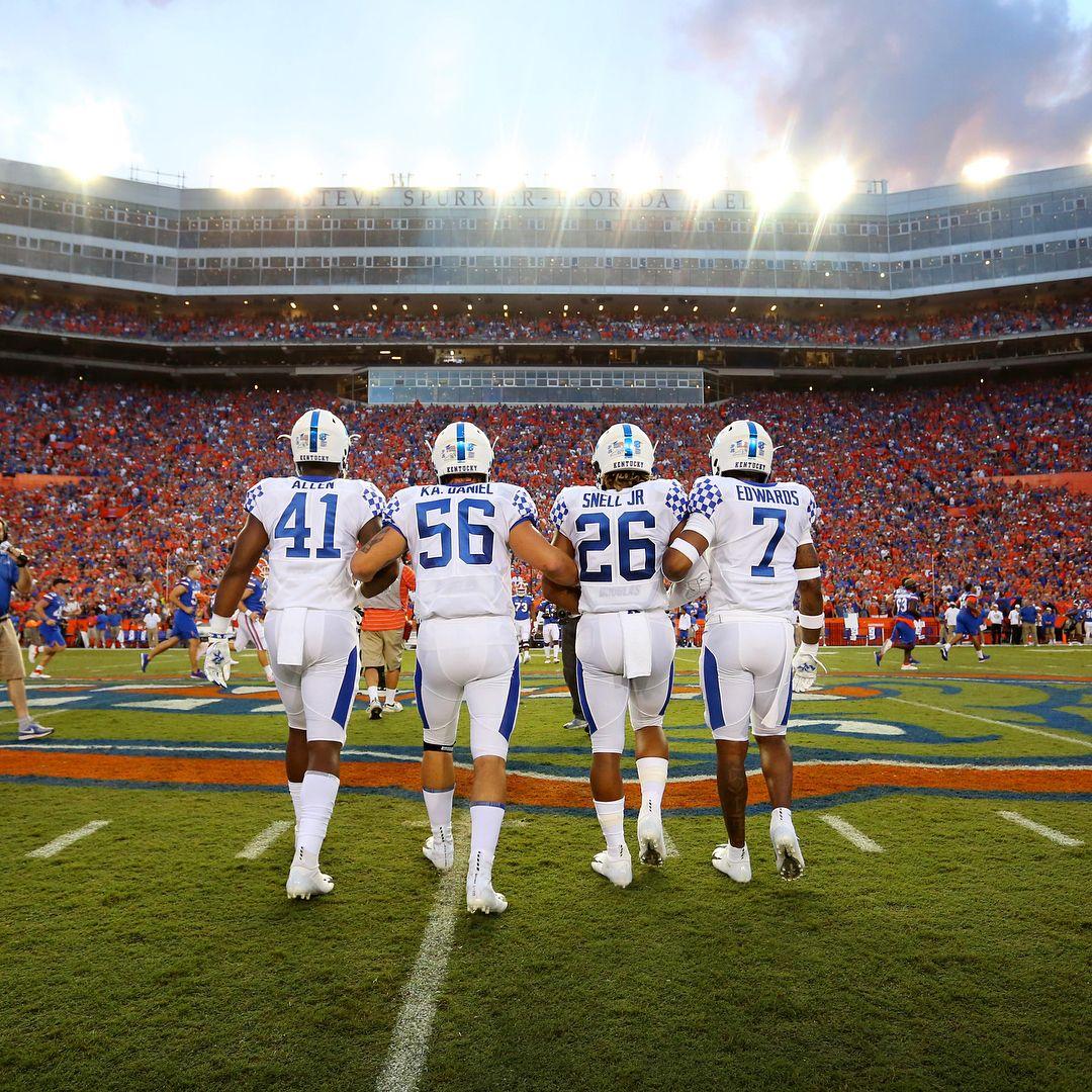 Https Www Instagram Com Kentucky Wildcats Football Kentucky Football University Of Kentucky Football