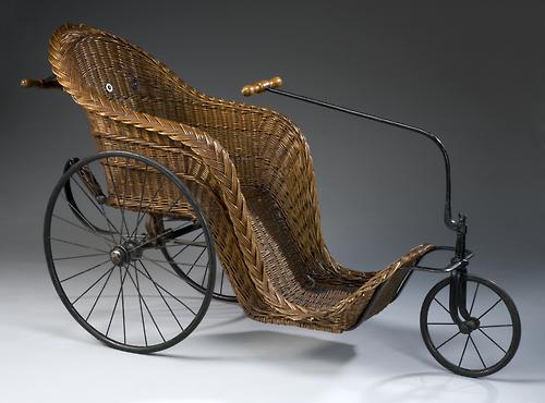 Bath chair, United Kingdom, 1901-1920 The Bath chair is a forerunner ...