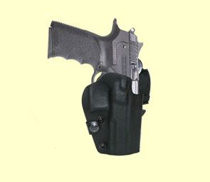 Front-line Kydex holster for Bul Cherokee FS | holsters