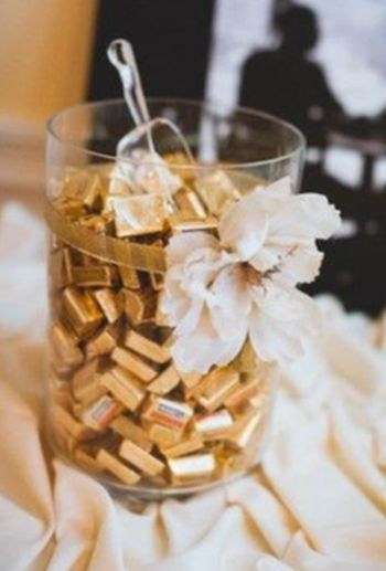 Mini Chocolate Bar Favor Idea See More Chocolate Bar Wedding