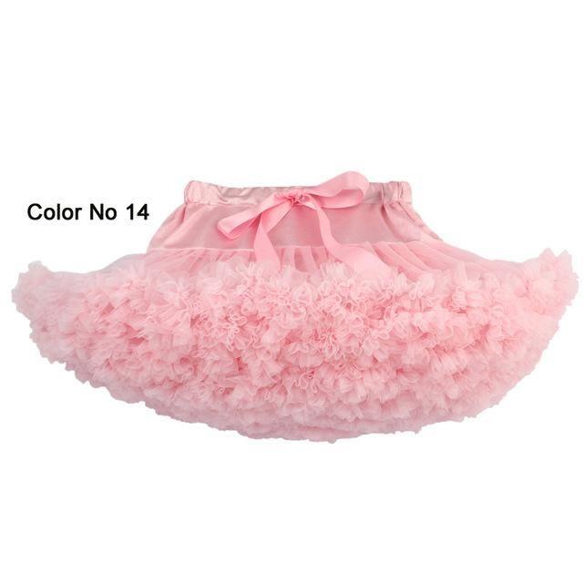 Baby Girl Slips Crinoline Pettiskirt Tutu Fluffy Ballet Petticoat Underskirt Hot