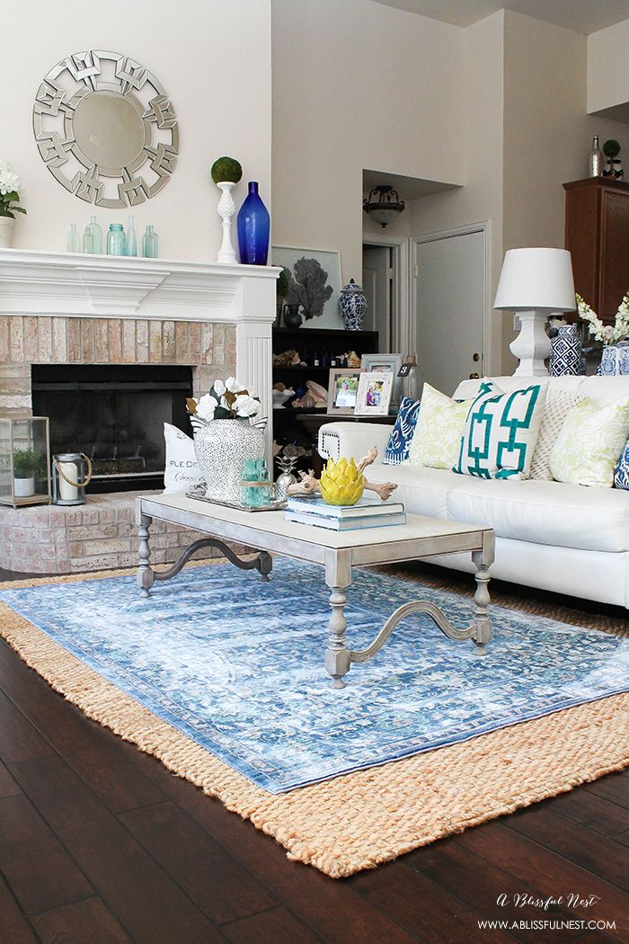 Professional Room Designer: How To Layer Rugs Like A Pro - Design Tips By