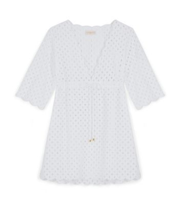 Tory Burch Broderie Tunic