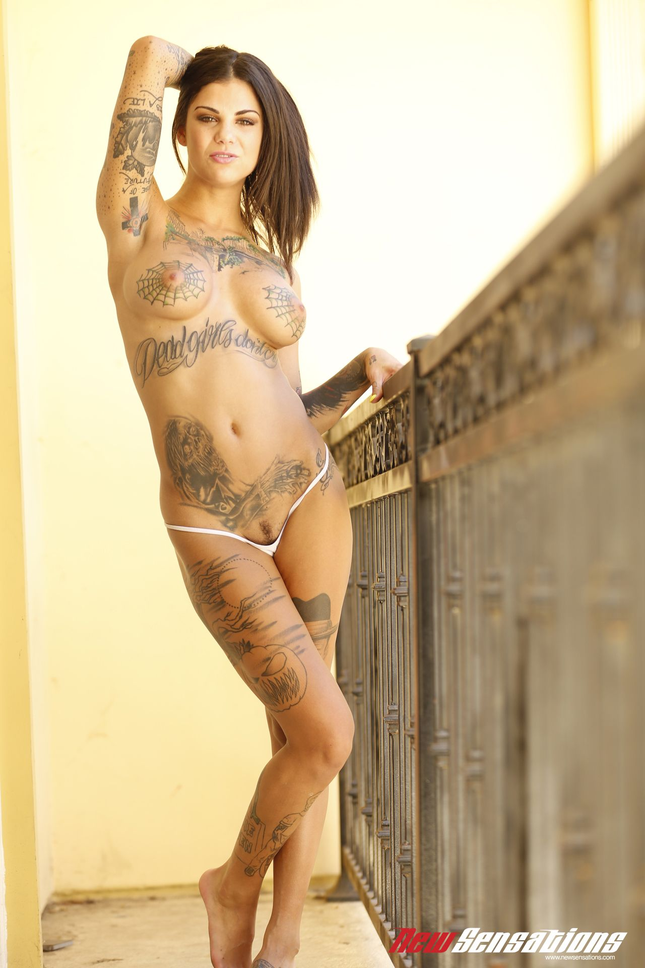✦bonnie rotten✦ | tattoos | pinterest | retrato