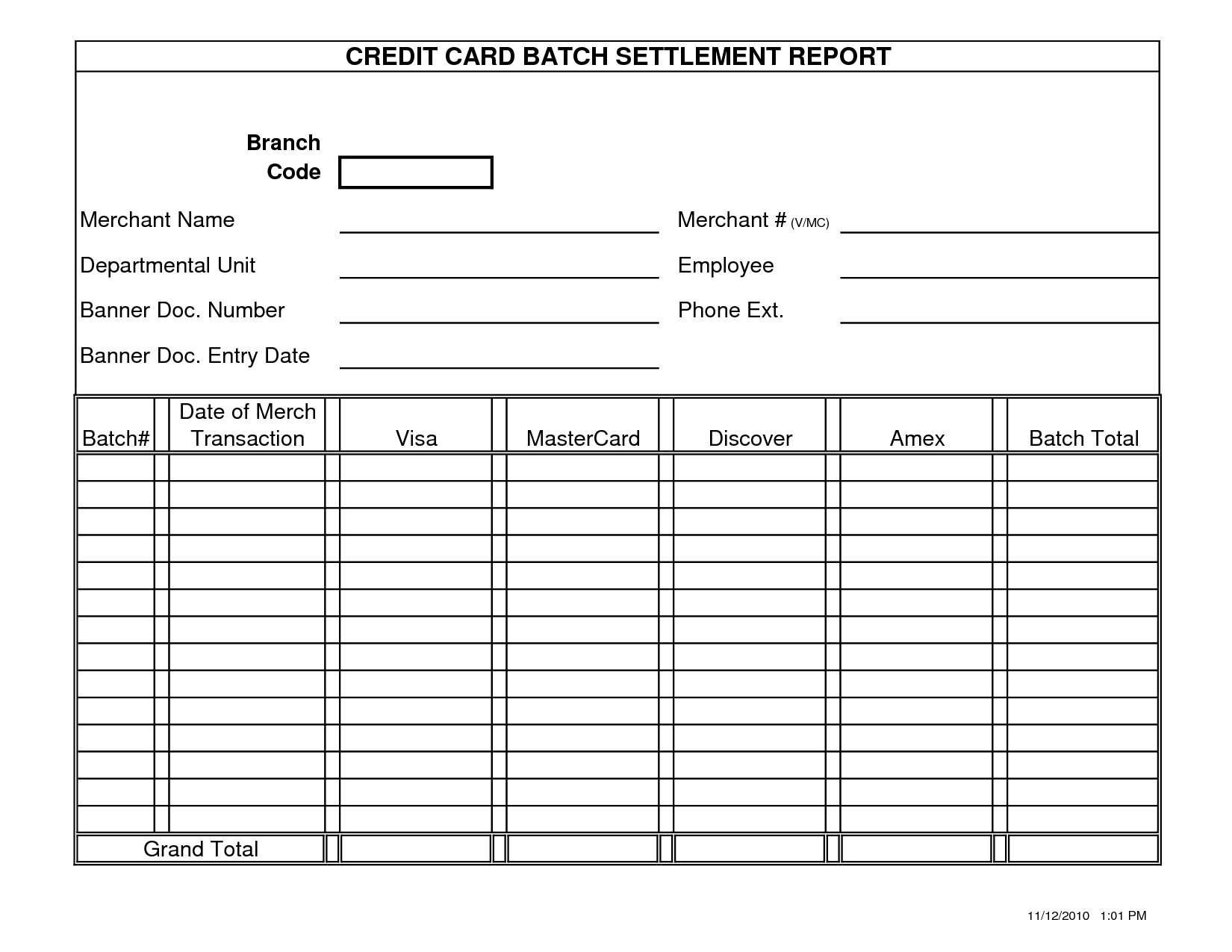 Printable Blank Report Cards  Student Report    High