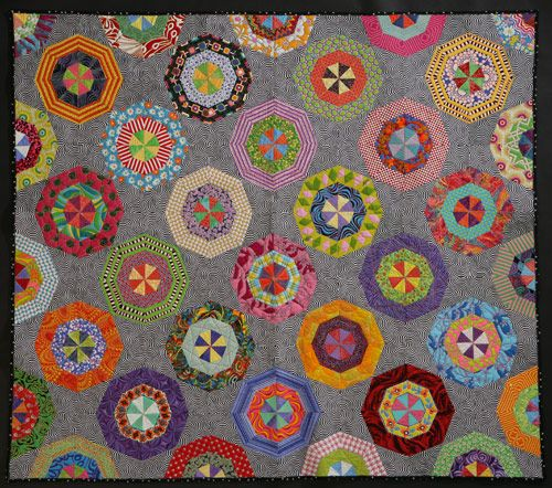 Maria C. Shell, Art Quilts