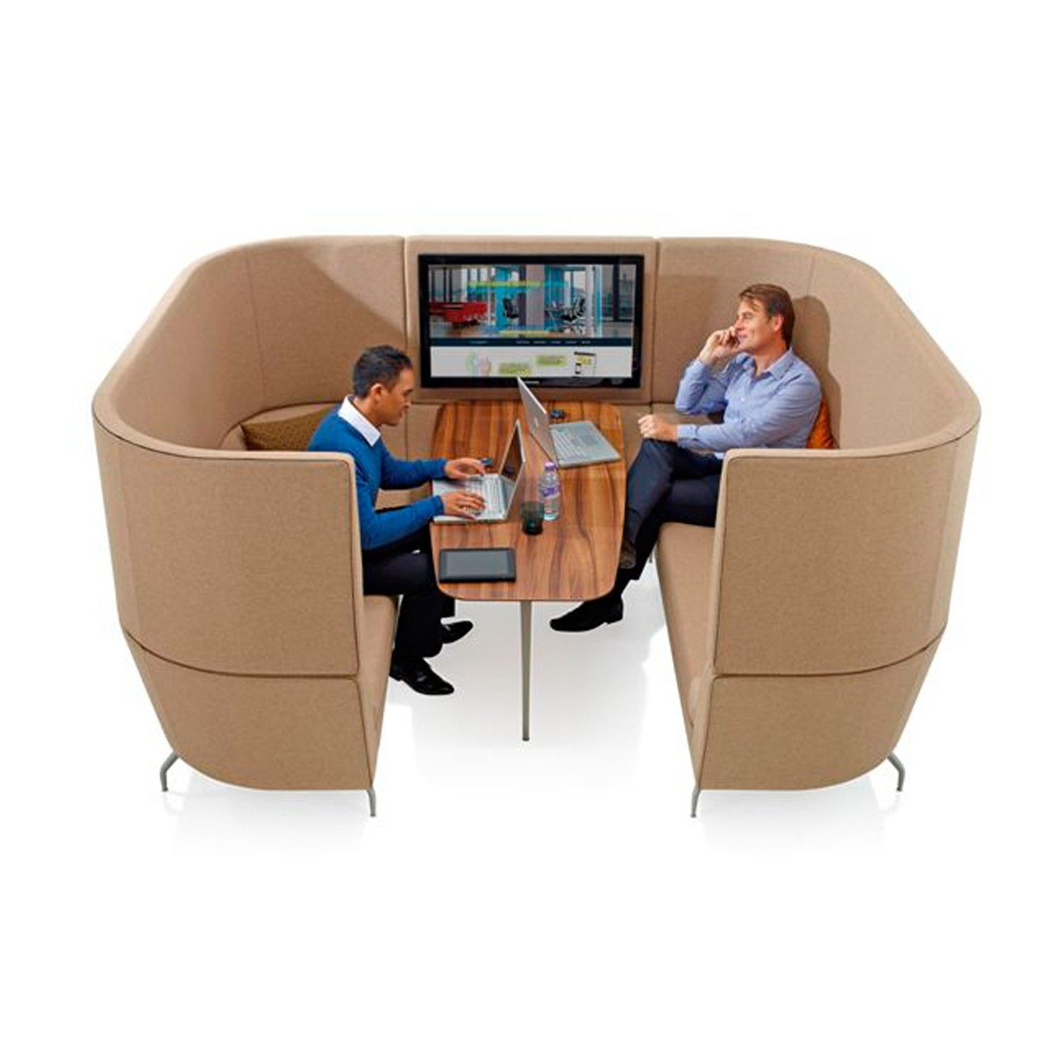 Entente High Back Sofa Cwtch Workbay Sofa Is Part Of The Wider Cwtch Soft Seating