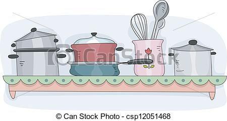 Keittiönhylly