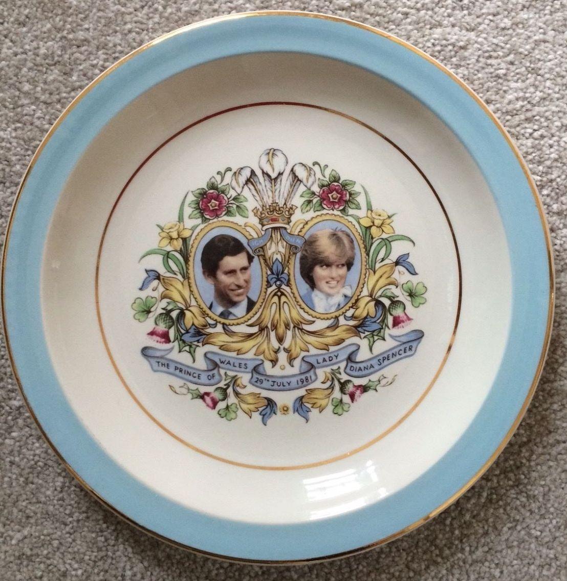 Prince Charles & Lady Diana Spencer Wedding Commemorative